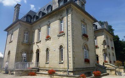 Projet Hotel Domaine Orgival - Cabinet Alliances